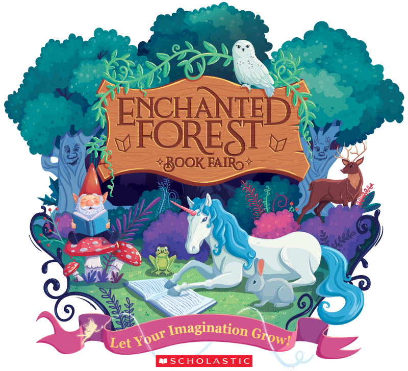 Enchanted Forest Book Fair - Fall 2018