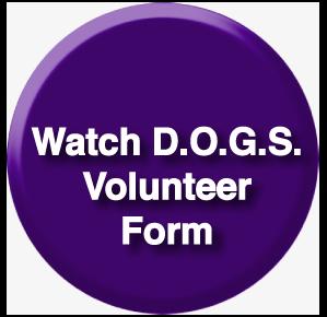 Watch D.O.G.S. Volunteer Form - All Grades